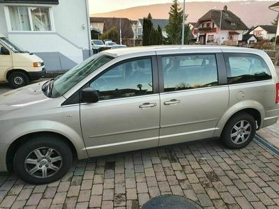 gebraucht Chrysler Voyager Grand 3.8 Classic Line Plus