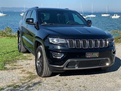 gebraucht Jeep Grand Cherokee 3.0 CRD 250 Limited