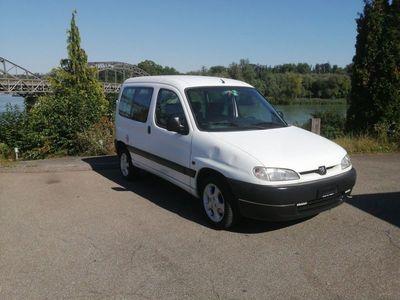 gebraucht Peugeot Partner 1.9D 5 Plätzer