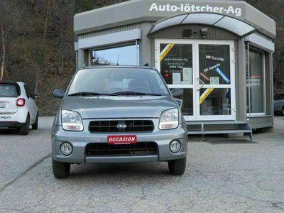 gebraucht Subaru Justy G3X Justy 1.5 AWD G3X1.5 AWD