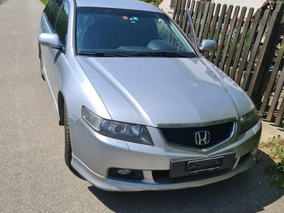 gebraucht Honda Accord 2.4 TypS