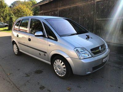 gebraucht Opel Meriva 1.8i 16V Linea Fresca