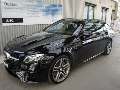 gebraucht Mercedes E63 AMG S 4 Matic 9G-Tronic