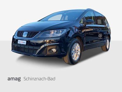 gebraucht Seat Alhambra 1.4 TSI DSG Style