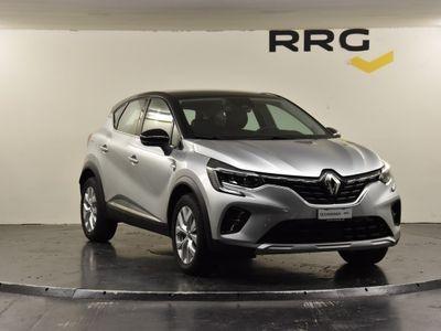 gebraucht Renault Captur 1.3 TCe EDC Intens EDC