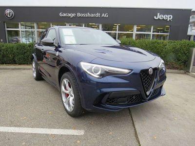 gebraucht Alfa Romeo Stelvio 2.9 V6 Biturbo Q4 Quadrifoglio