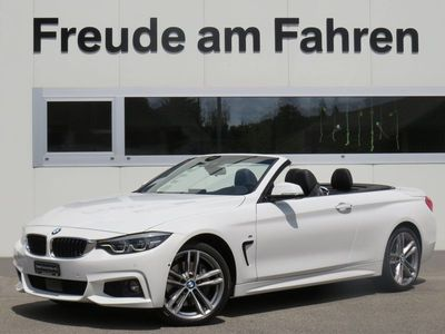 gebraucht BMW 440 i Cabriolet xDrive Power & Sound Ed. Steptronic
