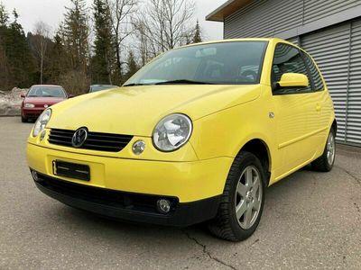 gebraucht VW Lupo 75 Trendline ABS