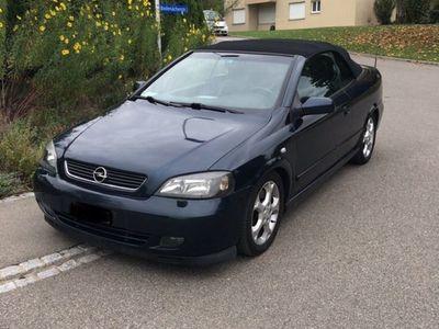 gebraucht Opel Astra Cabriolet 2.0 16V Turbo