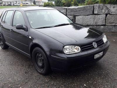 gebraucht VW Golf 2.0 Comfortline 4Motion
