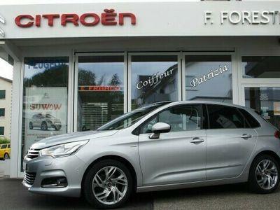 gebraucht Citroën C4 Berline 1.6 e-HDi Exclusive EGS6