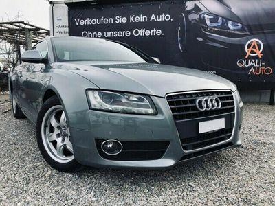 gebraucht Audi A5 A5 Coupé 2.7 TDI multitronicCoupé 2.7 TDI multitronic