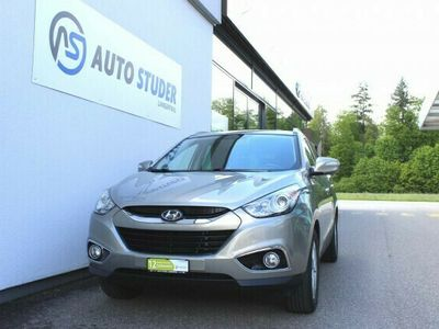 gebraucht Hyundai ix35 2.0 CRDi 184 Style 4WD