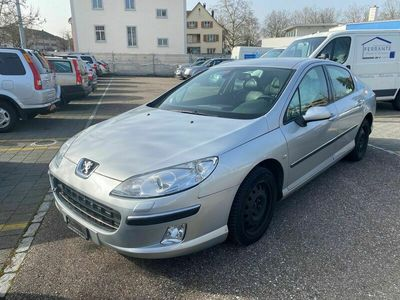 gebraucht Peugeot 407 2.0 HDI SV Executive
