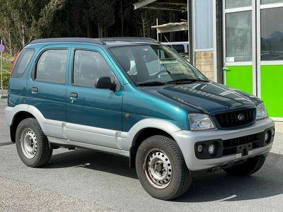 gebraucht Daihatsu Terios 1.3 16V 4x4
