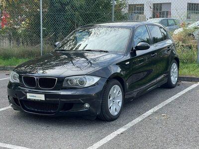 gebraucht BMW 120 d Steptronic