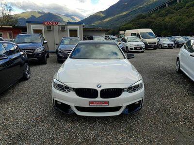 gebraucht BMW 435 4er d Coupé xDrive Sport Line Steptronic