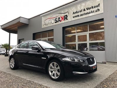 gebraucht Jaguar XF 3.0d S V6