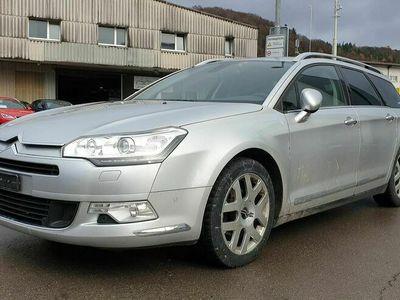 gebraucht Citroën C5 Tourer 2.0 HDi Exclusive Automatic