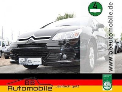 gebraucht Citroën C4 Coupe VTR Plus KLIMAAUT. PANORAMAGLASDACH