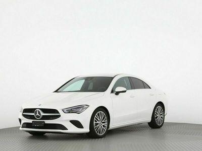 gebraucht Mercedes CLA200 Progressive 7G-DCT