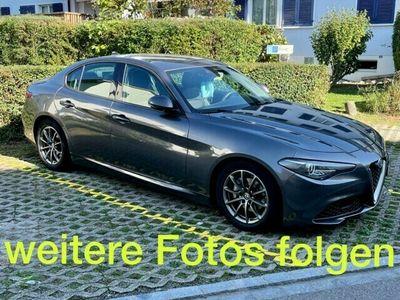 gebraucht Alfa Romeo Giulia 2.2 JTDM Super