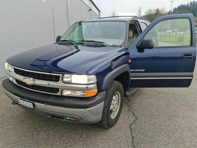 gebraucht Chevrolet Tahoe 5.3 Autotrac LT Premium (Paket N)