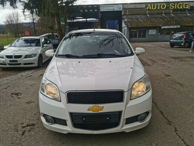 gebraucht Chevrolet Aveo Aveo 1.4 LT1.4 LT