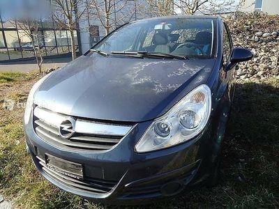 gebraucht Opel Corsa D 1,4 mit MFK