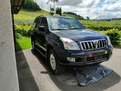 gebraucht Toyota Land Cruiser J120 mit Taxiumbau