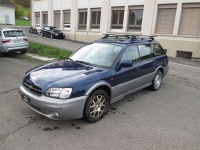 gebraucht Subaru Outback H6 3.0