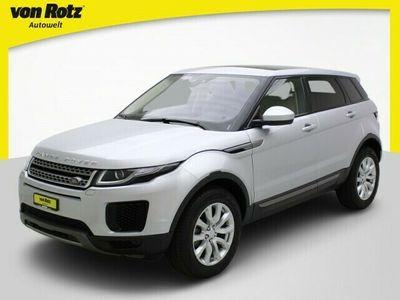 gebraucht Land Rover Range Rover evoque 2.0 SD4 HSE