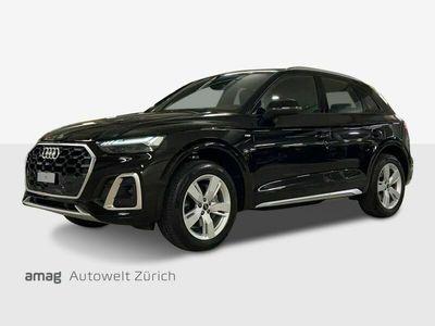 gebraucht Audi Q5 45 TFSI S-line quattro S-tronic