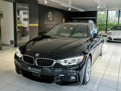 gebraucht BMW 420 Gran Coupé 4er i M Sport Steptronic