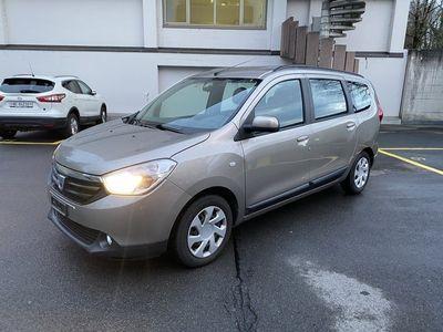 gebraucht Dacia Lodgy 1.2 TCe Ambiance 7P