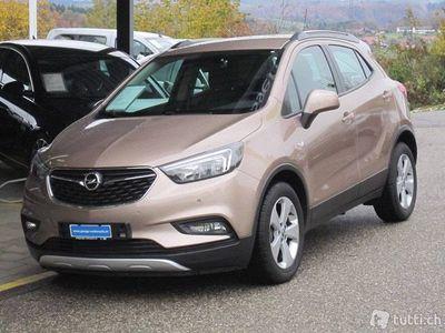 gebraucht Opel Mokka X 1.4T 4x4 Enjoy S S