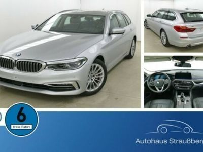 gebraucht BMW 530 d xDrive Touring Luxury Line NP:87.000€ DAB