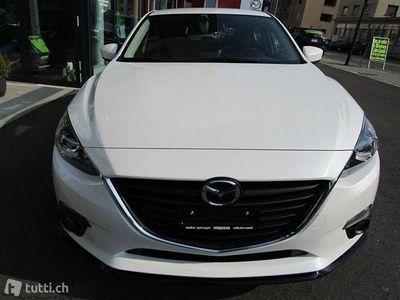 gebraucht Mazda 3 HB SG165 MT Ambition Delta Spezial