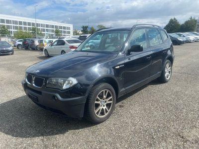 gebraucht BMW X3 3.0 D Automatique