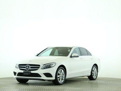 gebraucht Mercedes C200 C-Klasse4Matic Avantgarde 9G-Tronic