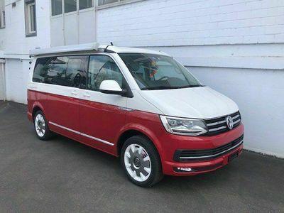 gebraucht VW California T62.0 Bi-TDI Ocean RED