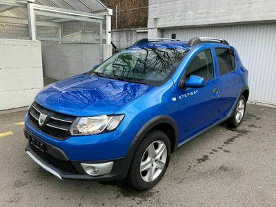 gebraucht Dacia Sandero Stepway aus erster Hand