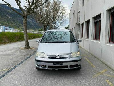 gebraucht VW Sharan 1.9 TDI Comfortline 4Motion