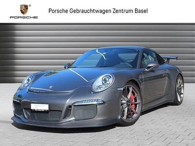 gebraucht Porsche 911 GT3 911 Coupé 3.8PDK