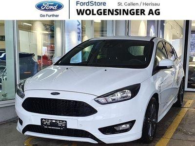 gebraucht Ford Focus 1.5i EcoB SCTi 150 ST-Line
