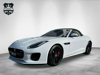 gebraucht Jaguar F-Type Convertible 2.0 I4 R-Dynamik Automatik