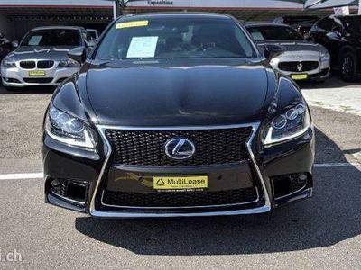 gebraucht Lexus LS600h 5.0 V8 F-Sport AWD Automatic