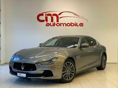 gebraucht Maserati Ghibli Ghibli S Q4 3.0 V6 AutomaticaS Q4 3.0 V6 Automatica