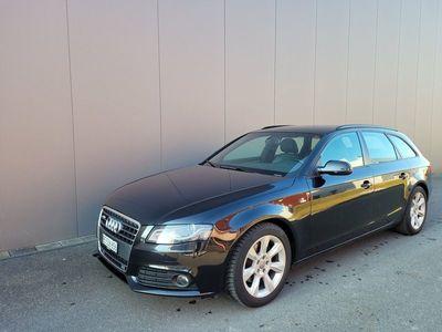 gebraucht Audi A4 Avant 2.0 TFSI S-LINE, Super Ausstattung.