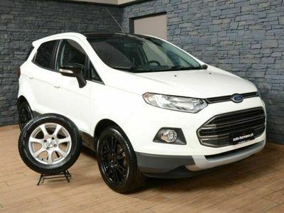 gebraucht Ford Ecosport 1.0 SCTi Titan
